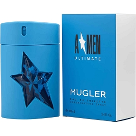 Angel Men Ultimate Eau De Toilette Spray 3.4 oz