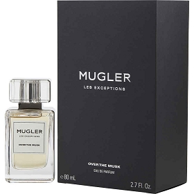 Mugler Les Exceptions Over The Musk Eau De Parfum Spray 2.7 oz