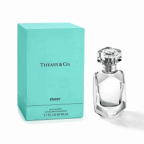 Tiffany & Co Sheer Eau De Toilette Spray 1.7 oz