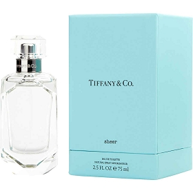 Tiffany & Co Sheer Eau De Toilette Spray 2.5 oz