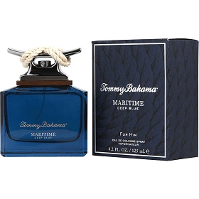 Tommy Bahama Maritime Deep Blue Eau De Cologne Spray 4.2 oz