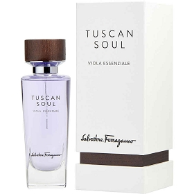 Tuscan Soul Viola Essenziale Eau De Toilette Spray 2.5 oz