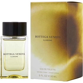 Bottega Veneta Illusione Eau De Toilette Spray 3 oz
