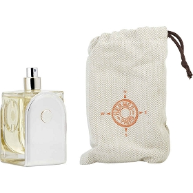 Voyage d'Hermes Eau De Toilette Refillable Spray With Pouch ( Limited Edition) 3.3 oz