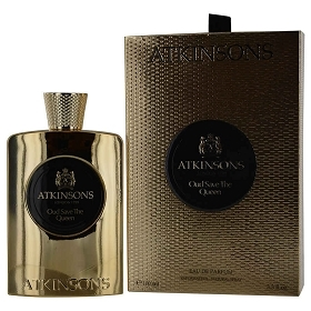 Atkinsons Oud Save The Queen Eau De Parfum Spray 3.3 oz