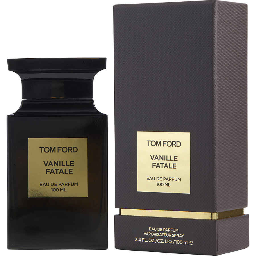 Tom Ford Vanille Fatale Eau De Parfum Spray 3.4 oz