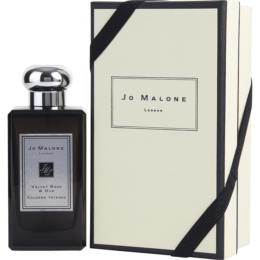 Jo Malone Velvet Rose & Oud Cologne Intense Spray 3.4 oz