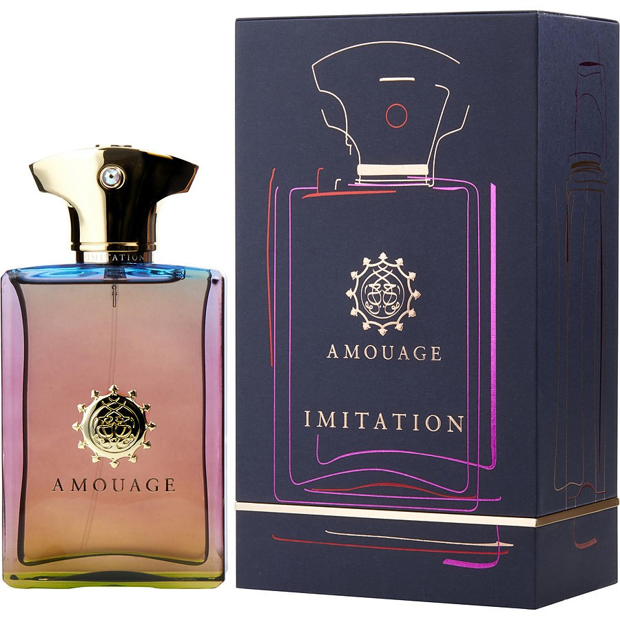 Amouage Imitation Man / Eau De Parfum Spray 3.4 oz
